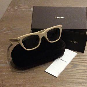 NEW Tom Ford Snowdon Sunglasses